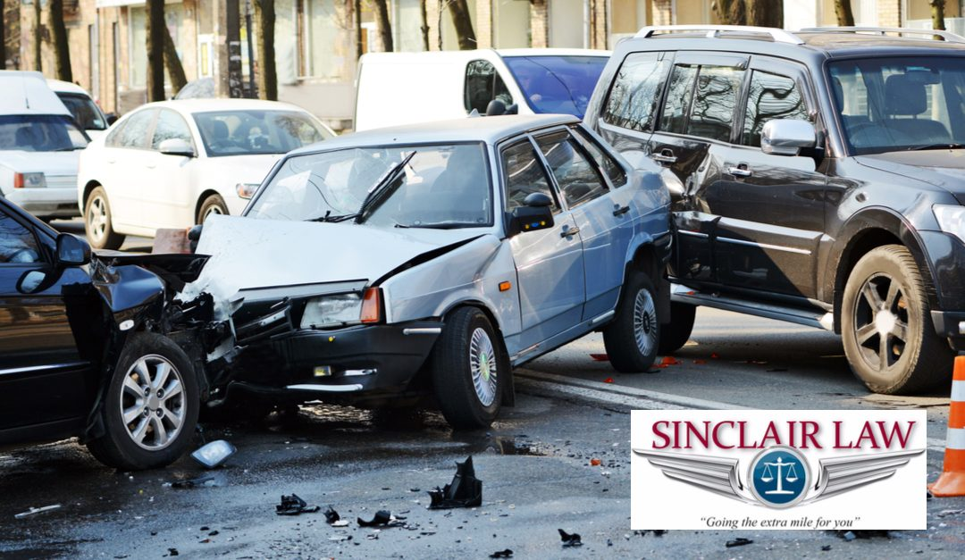 What to Do at the Scene of an Auto Accident